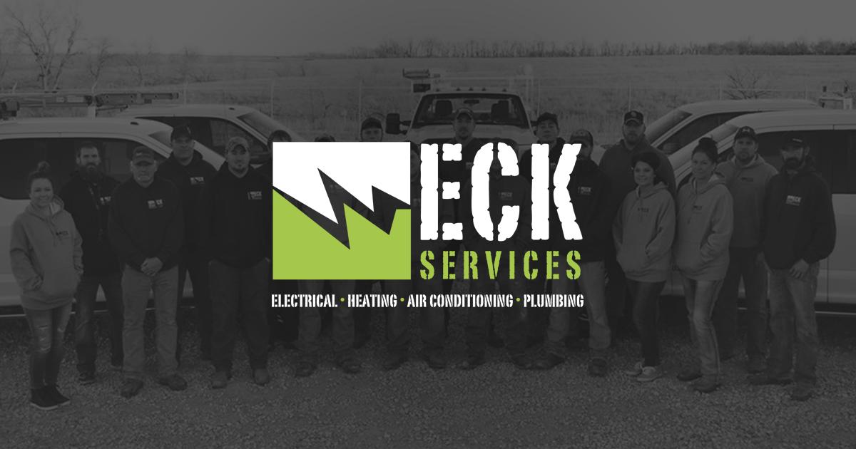 Wichita Electric Hvac Plumbing Services Eck Services