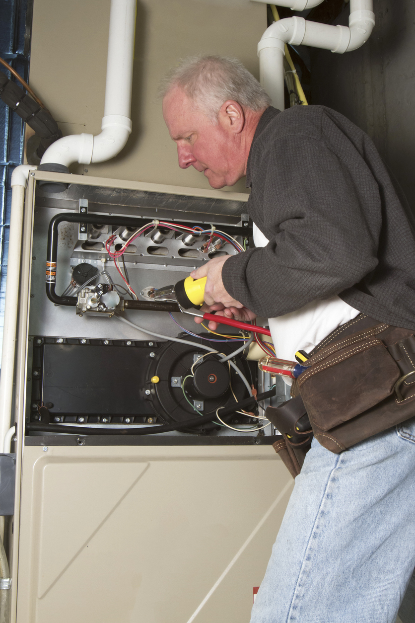 moore heating and air conditioning